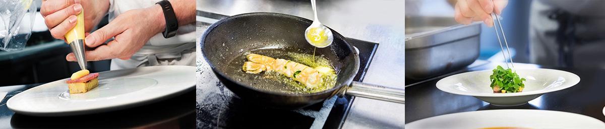 Essen Zubereitung