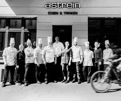 astrein restaurant koeln Team