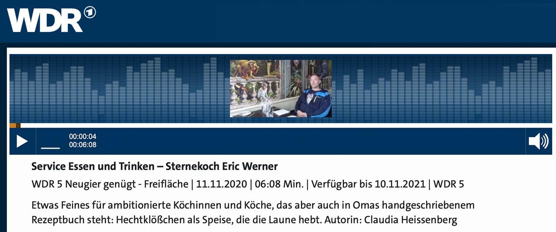 WDR5 Beitrag